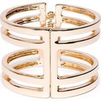 Bracelete Amaro Simples Metal - Feminino