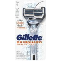 Aparelho De Barbear Gillette Skinguard Sensitive 1 Unidade