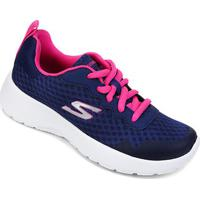 d37cafe79 Netshoes; Tênis Infantil Skechers Dynamight Tempo Runner Feminino - Feminino