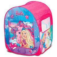 Barbie Barraca Infantil Mundo Dos Sonhos - Fun Divirta-Se