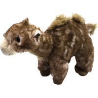 Pelúcia Minas De Presentes Camelo Marrom - Kanui