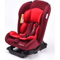 Cadeira Para Auto Multikids Baby Innofix 0-25Kgs Vermelho - Bb635 Bb635