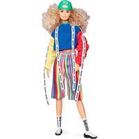 Barbie Bmr1959 Loira Com Boné E Tênis - Mattel - Tricae