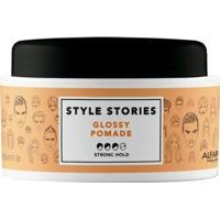 Pomada Alfaparf Style Stories Glossy Pomade 100Ml - Unissex