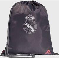 Bolsa Adidas Performance Gym Sack Real Madrid Cinza