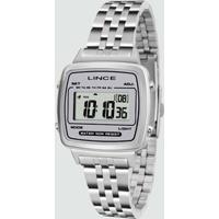 Relógio Feminino Digital Lince Sdph044L Bgsx