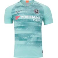 ... Camisa Chelsea Iii 18 19 Nike - Masculina - Azul Claro 1ed1444fc8de2