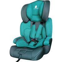 Cadeira Para Carro Allegra - Verde & Cinza Escuro- 7Ibimboo