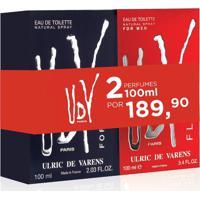 Kit Udv For Men Eau De Toilette + Udv Flash Eau De Toilette