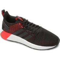 530a99cb86d ... Tênis Adidas Questar Byd M Masculino - Masculino-Preto+Vermelho