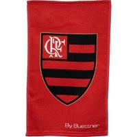 Toalha De Rosto Bouton Flamengo - Unissex