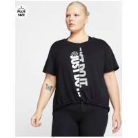 Plus Size - Camiseta Nike Icon Clash Feminina