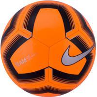 276ac06b15 ... Bola De Futebol De Campo Nike Pitch Training 19 - Laranja Preto