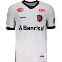 Camisa Topper Brasil De Pelotas Ii 2018 Masculina - Masculino