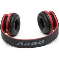 Fone De Ouvido Tech Argo Fiat - Unissex-Preto