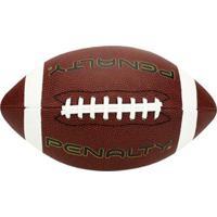 Bola Futebol Americano Penalty Viii Costurada - Unissex
