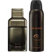 Combo The Blend Bourbon: Eau De Parfum + Desodorante Aerosol