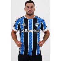 Camisa Umbro Grêmio I 2020 N°11 Masculina - Masculino