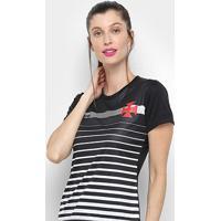 Camiseta Vasco Date Feminina - Feminino