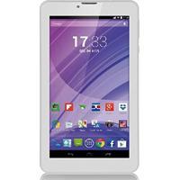 Tablet Branco M7 3G Quad Core Câmera Wi-Fi Tela Hd 7' Memória 8Gb Dual Chip Multilaser