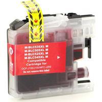Cartucho Para Brother Lc505 | Dcp-J100 | Mfc-J200 Magenta Compatível 11Ml