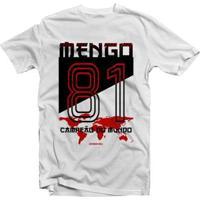 Camiseta Flamengo Campeão Da Mundial 81 Masculina - Masculino
