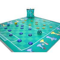 Jogo De Tabuleiro Ludens Spirit Copa Do Mundo E Futebol De Xadrez - Multicolorido