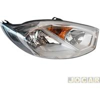 Farol - Importado - Fiesta Rocam/Se 2011 Até 2014 - Lado Do Passageiro - Cada (Unidade) - 361036