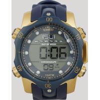 Relógio Cronógrafo Speedo Masculino - 11005G0Evnp4 Azul Marinho - Único