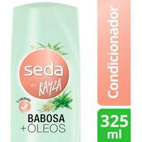 Condicionador Seda Babosa + Óleos 325Ml