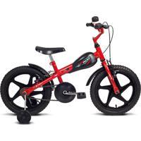 Bicicleta Verden Vr 600 - Aro 16 - Sem Marchas Vermelha