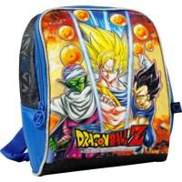 Lancheira Dragon Ball Db6062L Azul