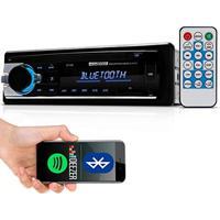 Mp3 Player Auto Radio Fm Wma Bluetooth Usb Sd Auxiliar