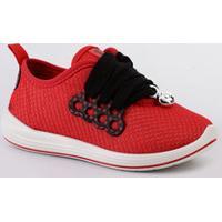 Tênis Infantil Ladybug Grendene Kids 21754