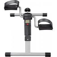 Bicicleta Ergométrica Yangfit Mini Bike Dobrável Monitor Digital Branco - Kanui