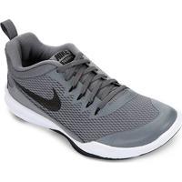 Tênis Nike Legend Trainer Masculino - Masculino-Cinza+Branco