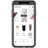 Dolce & Gabbana Capa Para Iphone Xr Com Logo - Preto