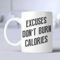 Caneca Excuses