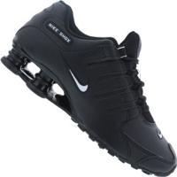 3a86d150809 Tênis Nike Shox Nz Eu - Masculino - Preto Branco