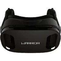 """Óculos De Realidade Virtual 3D Multilaser Warrior Smartphone 4,5"""" Até 6"""" Preto"""