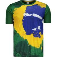 Camisa Brasil Solimões Masculina - Masculino