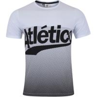 Camiseta Do Atlético-Mg Stock - Masculina - Branco