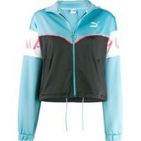 Puma Colour Block Track Jacket - Preto