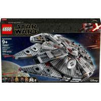 Lego Disney Star Wars - Nave - Milennium Falcon - 75257