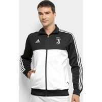 Jaqueta Juventus 3S Adidas Masculina - Masculino