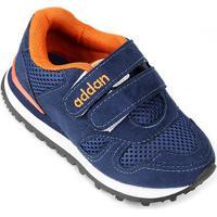 Tênis Infantil Addan Velcro - Masculino