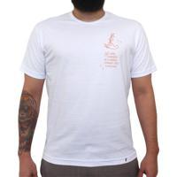 Finíssima - Camiseta Clássica Masculina