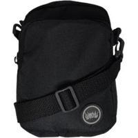 Bolsa Shoulder Bag Chronic - Unissex-Preto