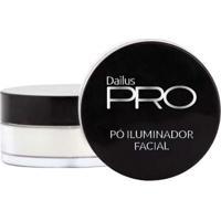 Pó Iluminador Facial Dailus Pró Nº 02 10 Gr.
