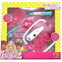 Barbie - Pequeno Kit De Medico - Termometro Start